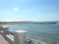 Lungomare Dante Alighieri ed isole Egadi - 6 settembre 2007  - Trapani (904 clic)