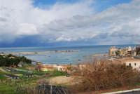 vista sul porto - 14 febbraio 2009  - Castellammare del golfo (1925 clic)