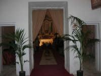 Cene di San Giuseppe - Chiesa dell'Oratorio o di S. Bartolomeo (Museo del Pane) - 15 marzo 2009   - Salemi (2296 clic)