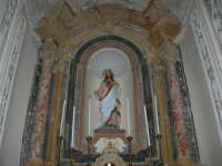 interno Chiesa Madre, dedicata a S. Nicolò di Bari - 23 aprile 2006   - Chiusa sclafani (1465 clic)