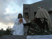 Processione della Via Crucis con gruppi statuari viventi - 5 aprile 2009   - Buseto palizzolo (2706 clic)