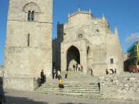 Duomo (sec. XIV) e Torre Campanaria (sec. XIII)- 28 settembre 2008   - Erice (813 clic)