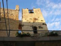 Torre campanaria della Chiesa Madre - 11 ottobre 2007   - Salemi (2271 clic)