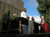 Processione della Via Crucis con gruppi statuari viventi - 5 aprile 2009   - Buseto palizzolo (1613 clic)