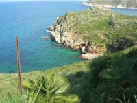 Golfo di Castellammare - la costa tra Guidaloca e Castellammare del Golfo - 5 aprile 2009  - Castellammare del golfo (1720 clic)