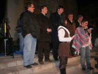 Carnevale 2009 - cerimonia della premiazione: presenti il Sindaco di Balestrate ed il Presidente della Provincia di Palermo - 24 febbraio 2009   - Balestrate (3821 clic)