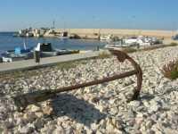 porticciolo e ancora - 1 novembre 2009  - Bonagia (1832 clic)