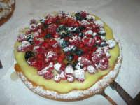 torta alla frutta - Baglio Ardigna - 17 maggio 2009  - Salemi (6451 clic)