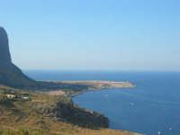 Capo San Vito e la costa sul golfo di Castellammare - 30 agosto 2008   - San vito lo capo (554 clic)