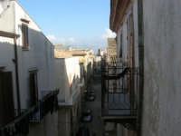 centro storico: via Porta Stella - 25 dicembre 2007  - Alcamo (774 clic)