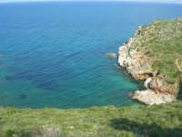 Golfo di Castellammare - la costa tra Guidaloca e Castellammare del Golfo - 5 aprile 2009  - Castellammare del golfo (973 clic)