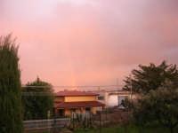 rosa tramonto - 13 febbraio 2009   - Alcamo (2463 clic)