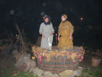 Presepe Vivente - 26 dicembre 2008  - Balata di baida (3009 clic)