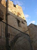 Torre campanaria della Chiesa Madre - 11 ottobre 2007   - Salemi (2487 clic)