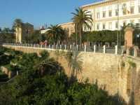 Piazza Angelo Scandaliato - 7 dicembre 2009   - Sciacca (2459 clic)