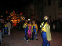 Carnevale 2009 - XVIII Edizione Sfilata di carri allegorici - 22 febbraio 2009   - Valderice (2186 clic)