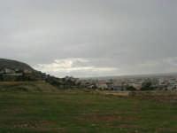 panorama di Trapani da Erice Casa Santa - 16 novembre 2008  - Trapani (743 clic)