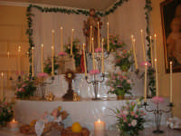 Gli altari di San Giuseppe - 18 marzo 2009   - Balestrate (3575 clic)