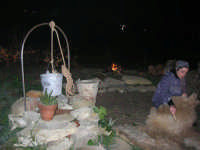 Presepe Vivente - 26 dicembre 2008  - Balata di baida (2678 clic)