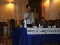 Convegno BUCCELLATO UNA SCUOLA, UNA STORIA - Aula Consiliare del Comune di Castellammare del Golfo - 25 ottobre 2008    - Castellammare del golfo (998 clic)
