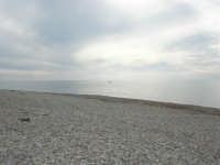 spiaggia e mare calmo - 9 novembre 2008   - Ribera (2009 clic)