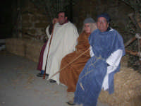 Epifania drammatizzata con quadri viventi a Salemi - 6 gennaio 2009   - Salemi (3318 clic)