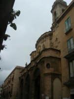 la Cattedrale in Corso Vittorio Emanuele - 8 febbraio 2009  - Trapani (3064 clic)