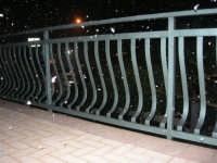 nevicata serale - 14 febbraio 2009   - Alcamo (2080 clic)
