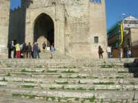 Duomo (sec. XIV) -particolare - 28 settembre 2008   - Erice (751 clic)