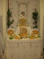 Cene di San Giuseppe - Mostra Sguartucciati di pane e di ceramica - 15 marzo 2009   - Salemi (1947 clic)