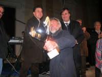 Carnevale 2009 - cerimonia della premiazione: presenti il Sindaco di Balestrate ed il Presidente della Provincia di Palermo - 24 febbraio 2009   - Balestrate (3751 clic)