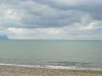 zona Magazzinazzi - il mare d'inverno - 22 febbraio 2009   - Alcamo marina (2339 clic)