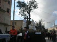 Processione della Via Crucis con gruppi statuari viventi - 5 aprile 2009   - Buseto palizzolo (1580 clic)