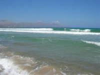 mare mosso - 5 luglio 2008   - Alcamo marina (822 clic)