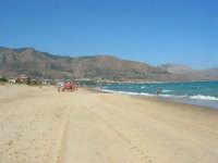 zona Plaja - spiaggia e mare - 18 agosto 2008  - Alcamo marina (741 clic)