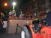 Carnevale 2009 - XVIII Edizione Sfilata di carri allegorici - 22 febbraio 2009   - Valderice (2076 clic)