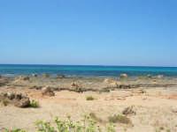 Golfo del Cofano - mare stupendo - 30 agosto 2008  - San vito lo capo (689 clic)