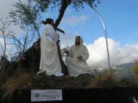 Processione della Via Crucis con gruppi statuari viventi - 5 aprile 2009   - Buseto palizzolo (1556 clic)