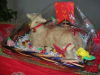 Istituto Comprensivo Pascoli - Rispettando la tradizione pasquale, ecco un agnello realizzato con la pasta di mandorle - 7 aprile 2006  - Castellammare del golfo (1289 clic)
