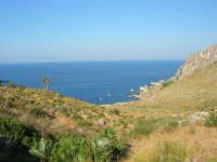la costa sul golfo di Castellammare - 30 agosto 2008   - San vito lo capo (477 clic)