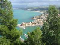 panorama dal Belvedere della città e del Golfo di Castellammare - 12 ottobre 2009   - Castellammare del golfo (1577 clic)