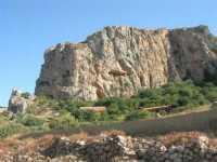 nei pressi del Monte Cofano - 29 luglio 2009  - Custonaci (1655 clic)