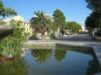 fontana - particolare - 4 ottobre 2009   - Partanna (2138 clic)
