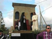 Processione della Via Crucis con gruppi statuari viventi - 5 aprile 2009   - Buseto palizzolo (1984 clic)