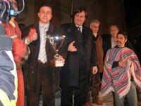 Carnevale 2009 - cerimonia della premiazione: presenti il Sindaco di Balestrate ed il Presidente della Provincia di Palermo - 24 febbraio 2009   - Balestrate (3849 clic)