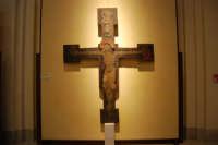 Fulget crucis mysterium - Il genio immortale e la devozione popolare - Mysterium Crucis nell'arte trapanese dal XIV al XVIII secolo - Chiesa di Sant'Agostino - 13 marzo 2009   - Trapani (2101 clic)
