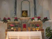 Cene di San Giuseppe - Chiesa dell'Oratorio o di S. Bartolomeo (Museo del Pane) - 15 marzo 2009   - Salemi (2218 clic)