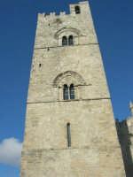 Torre Campanaria (sec. XIII)- 28 settembre 2008  - Erice (829 clic)