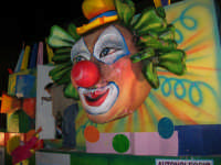 Carnevale 2009 - XVIII Edizione Sfilata di carri allegorici - 22 febbraio 2009   - Valderice (2378 clic)