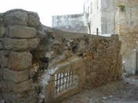 antiche mura - 11 ottobre 2007   - Salemi (2588 clic)